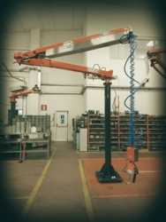 ATISacer 80 manipulator with standard hook