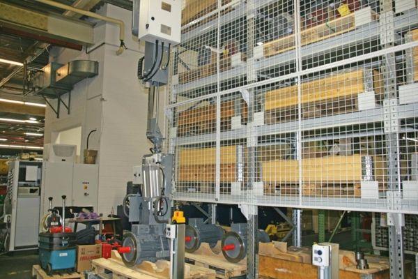 ATISlinear - motori Hawe - Manipolatore pneumatico ATIS