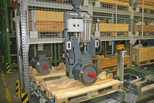 Hawe electric motors - Pneumatic Manipulator ATIS