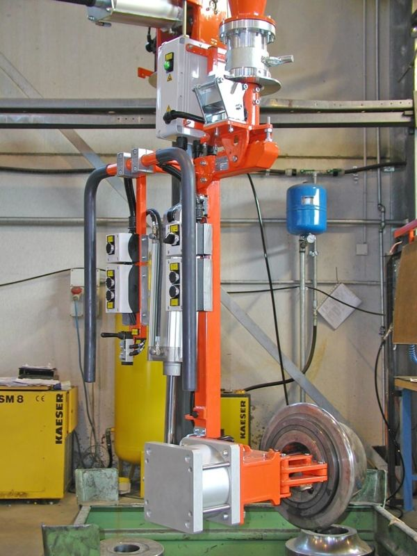 Mechanic - Pneumatic Manipulator ATIS