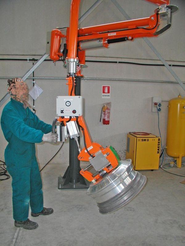 ATISmirus 100 - llantas - Manipulador neumático ATIS