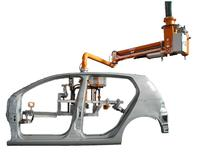 Side bodyframe - Pneumatic Manipulator ATIS