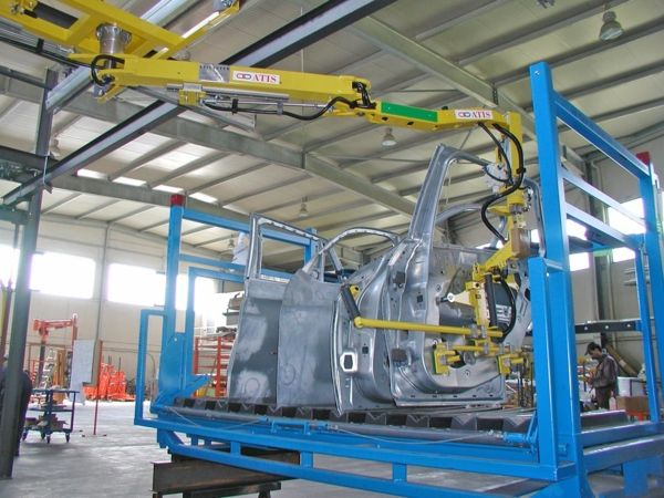 Doors  - Pneumatic Manipulator ATIS