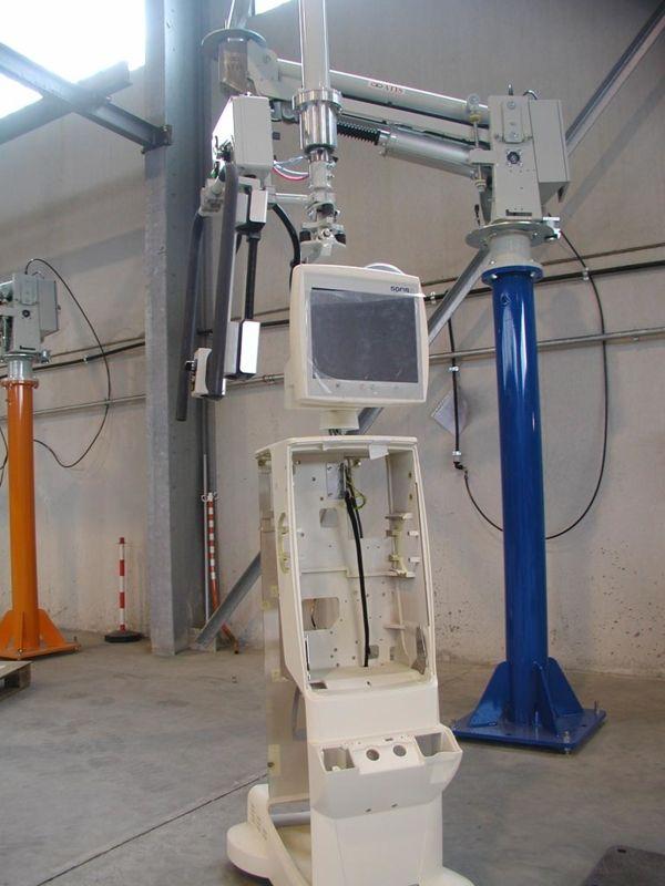 Monitor macchina dialisi - Manipolatore pneumatico ATIS