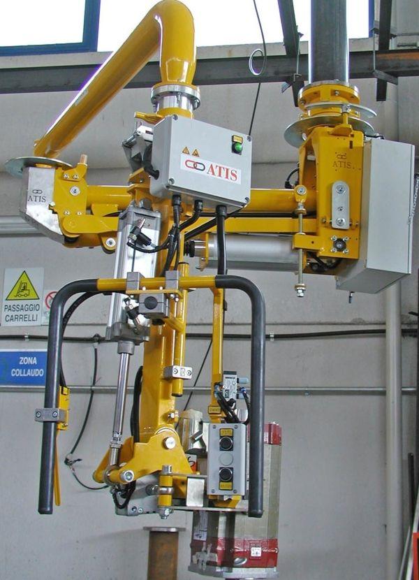 Various - Pneumatic Manipulator ATIS